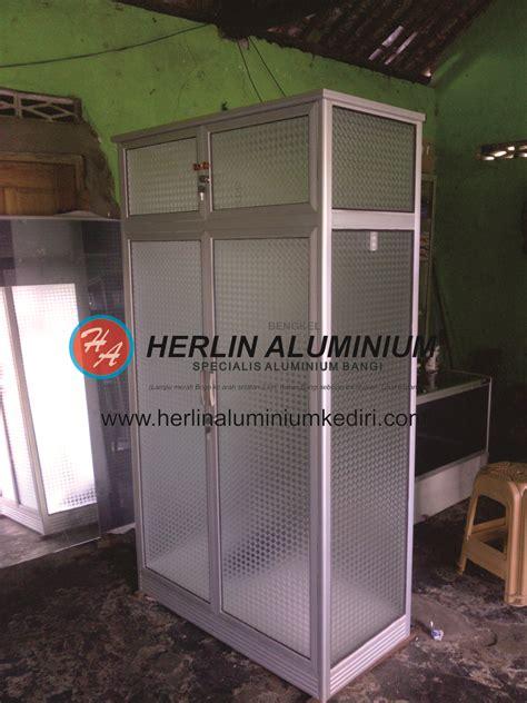 daftar harga lemari pakaian aluminium kediri jawa timur  termurah terpercaya  kediri pare