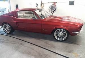Classic 1967 Ford Mustang Fastback for Sale. Price 70 000 USD | Dyler