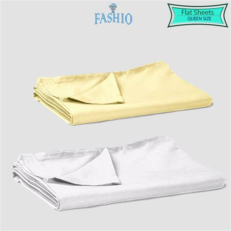 flat queen sheet queen flat sheet queen flat sheet l flat sheets for queen bed only for sale ebay