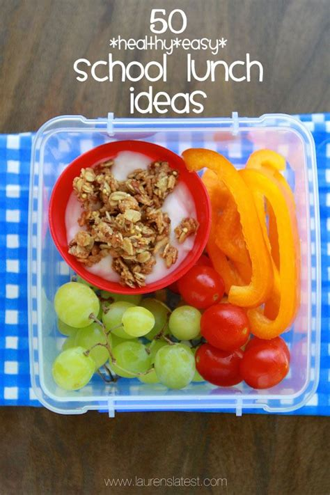 ideas for lunches easy and healthy lunch ideas f f info 2017