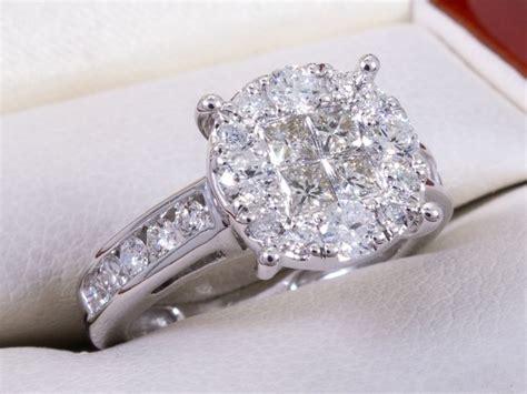 karaat goud  karaat diamantbriljante prinsen ring catawiki