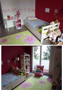 Chambre Garçon 3 Ans : bureau pour chambre d 39 enfants de 3 et 5 ans e zabel blog maman paris ~ Teatrodelosmanantiales.com Idées de Décoration