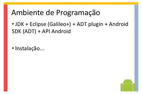 eclipse livre de baixar para android sdk plugin