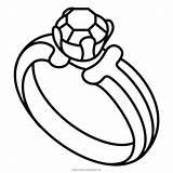 Ring Pages Coloring Diamond Kerra Keeling Olga Uploaded Below sketch template