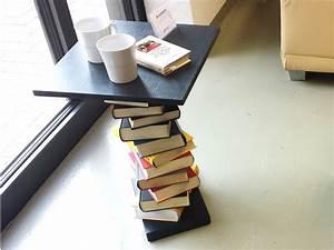 Tisch Aus Büchern : tisch b cherwurm ~ Buech-reservation.com Haus und Dekorationen