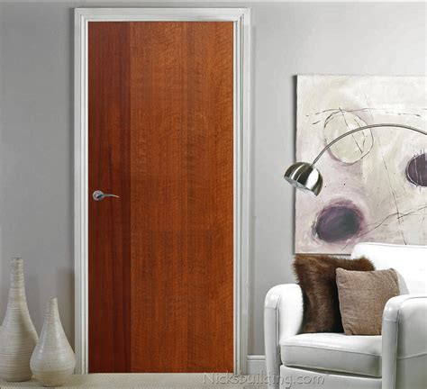 modern bedroom door modern wood interior doors contemporary interior doors 12477 | Solid wood interior flush doors 2 tone mahogany maple