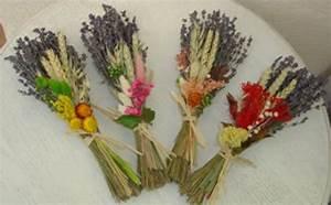 Composition Fleurs Séchées : bouquet fleur s ch e pivoine etc ~ Teatrodelosmanantiales.com Idées de Décoration