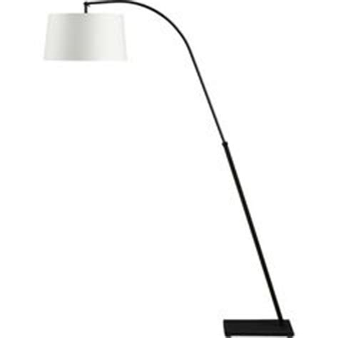 jerrard floor l crate and barrel arc floor l with grey shade lights for living