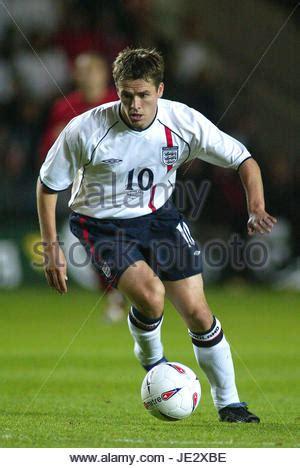 MICHAEL OWEN ENGLAND & LIVERPOOL FC LUZ STADIUM LISBON ...