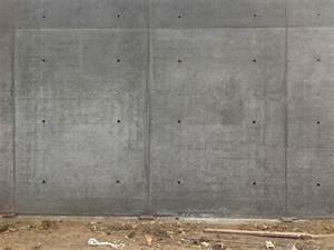 Mur En Béton : premier mur b ton salle festive et culturelle de succieu ~ Melissatoandfro.com Idées de Décoration