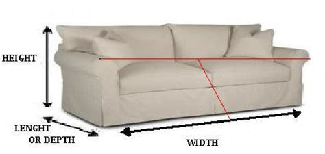how to measure a sofa adjusting to a small space beyond drapery
