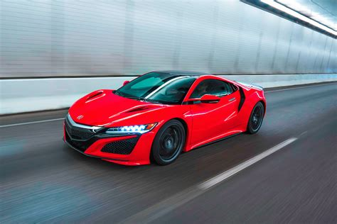the acura nsx supercar could get even more mental with