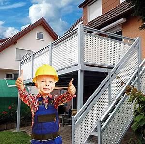 Was Kostet Ein Treppengeländer : was kostet ein balkon aus metall das beste aus ~ Michelbontemps.com Haus und Dekorationen