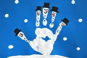Basteln Winter Kindergarten : wolke mit schneeflocken kinderspiele ~ Eleganceandgraceweddings.com Haus und Dekorationen