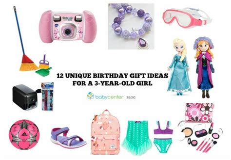 12 Amazing Birthday Gift Ideas For Your 3-year-old Girl