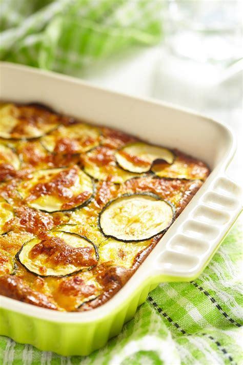 cuisine des courgettes recette gratin de courgettes facile