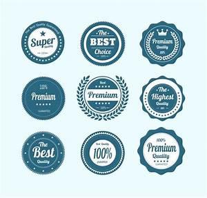 Free Retro Vintage Badges Vector - Download Free Vector ...
