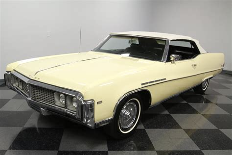 Electra Buick by 1969 Buick Electra 225 Custom Convertible For Sale 81405