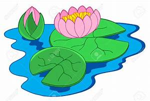 Water pond clipart - Clipground