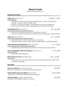 other interests on resume resume exles hobbies and interests