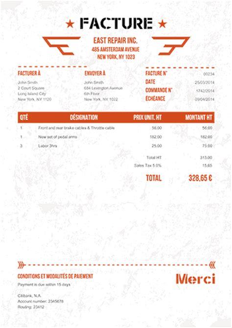 factures proforma professionnels en pdf télécharger ou