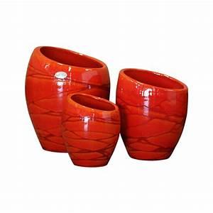 Couleur Soleil Albi : pot orion soleil couchant h 45 x 32 cm pots et contenants plantes les poteries d 39 albi nos ~ Melissatoandfro.com Idées de Décoration