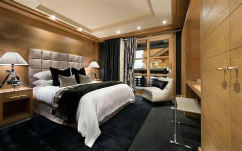 chambre chalet de luxe le petit palais un chalet de luxe à courchevel