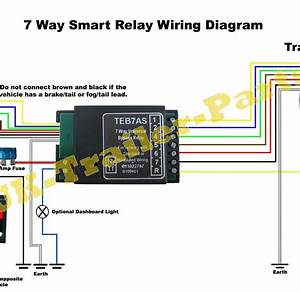 7 Way Bypass Relay Wiring Diagram