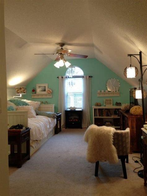 25 Dreamy Attic Bedrooms  Interior For Life
