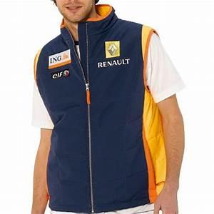 Renault Sport Vetement : bodywarmer renault f1 ~ Melissatoandfro.com Idées de Décoration