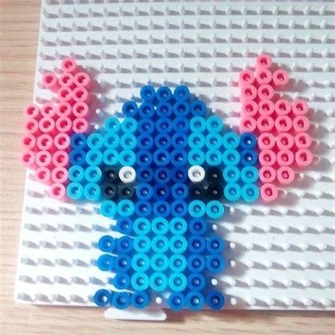Stitch hama beads by Victoria Bead Board Pinterest