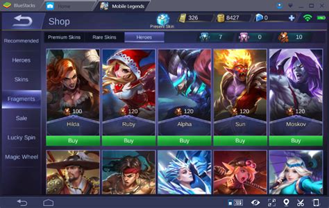 mobile legend heroes mobile legends heroes buying guide