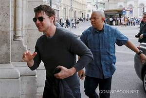 Tom Cruise and Rebecca Ferguson Spotted Filming Mission ...