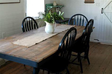 black  white farmhouse kitchen update knick  time