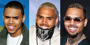 See All 25 Of Chris Brown's Different Hairstyles Since We ...