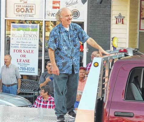 mt airy news parade showcases  mayberry