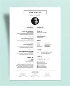 great resume templates psd free simple minimal layout resume cv design template psd file resume