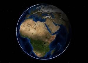 Google Earth vs. NASA World Wind | New spatial media