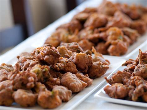 cuisine snack pakora