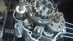 Motor Yamaha Crypton 105cc Montagem Passo A Passo C U00e1ssio