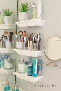 ideas for bathroom storage 30 best bathroom storage ideas and designs for 2017