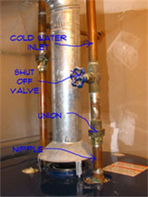 Removing A Water Heater Dip Tube  Water Heaters