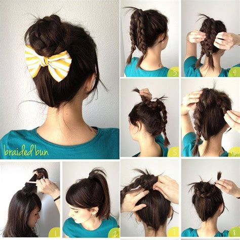 a simple hairstyle messy french twist pinterest