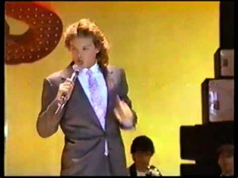 Luis Miguel Comercial Sabritas 1988 YouTube