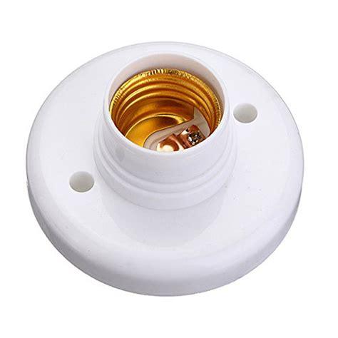 light bulb socket e27 plastic base light bulb l socket holder
