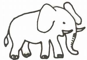 Malvorlage Der Elefant Die Beste Idee Zum Ausmalen Von
