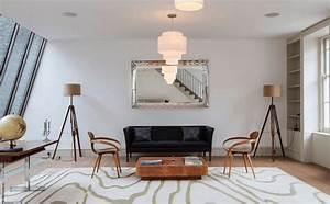 Deco Design Salon : 1001 id es id e d co salon vintage 40 inspirations ~ Farleysfitness.com Idées de Décoration
