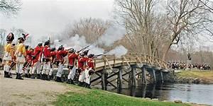Patriots Day Events, Battle Reenactments, Parades & Ceremonies
