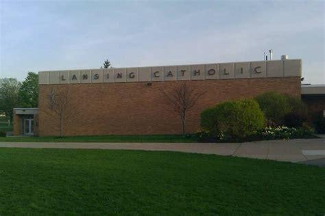 3240 e saginaw st, lansing (mi), 48912, united states. Lansing Catholic Central High School in Lansing   Lansing Catholic Central High School 501 ...