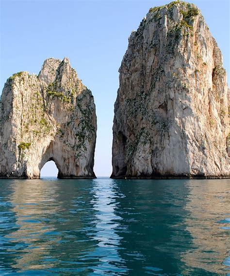 capri island  boat large group  gocce concierge